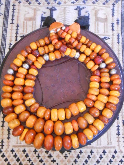 Collier Berbère décoratif
